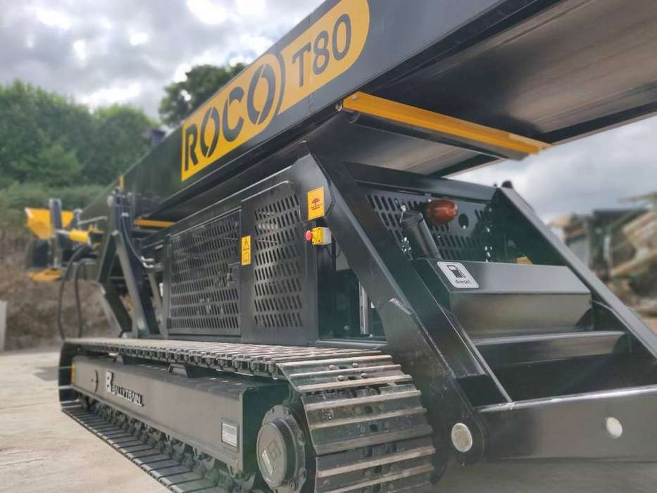 Roco T80 Tracked Stacker - 2019 - image 4