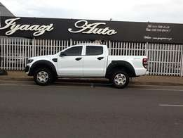 2016 Ford Ranger 2.2 5 Speed Manual - As good as new -