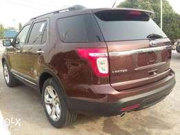 2012 Ford Explorer Limited (FOREIGN USED)
