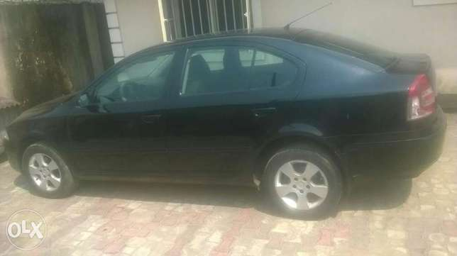 Registered 2008 Skoda Octavia MPI Port Harcourt - image 3