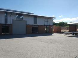 A-Grade Warehouse/Workshop/Depot To Let Riverside.