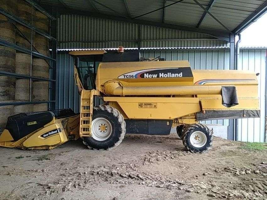 New Holland Tc56 - 2004