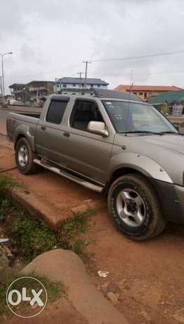 Well Maintained 2004 Nissan Frontier Double Cabin Ibadan Central - image 5