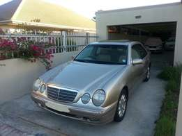 1999(dec)Mercedes benz E240 Elegance(new spec) 160000km( fsh)