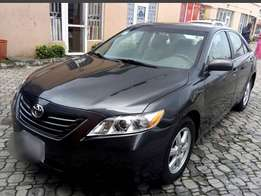 A month used Toyota Camry (2008)