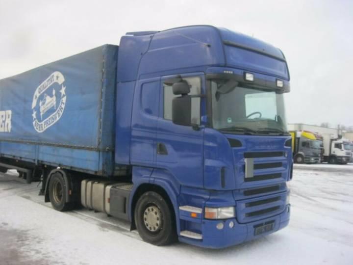 Scania R 440 Topline / Retarder - 2009