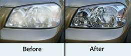Permanent Headlight Restoration