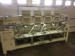 Brother BES-1240BC Industrial Embroidery Machine for sale