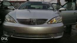Tokunbo MANUAL 2.4Liters 2006 Toyota Camry Available for Sale