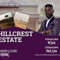 Plots for sale at Abon Lugbe Abuja