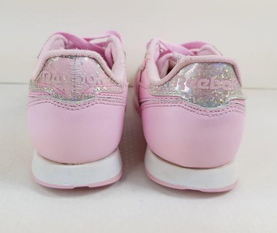 REEBOK CLASSIC LEATHER PASTEL buty dziecięce r.29