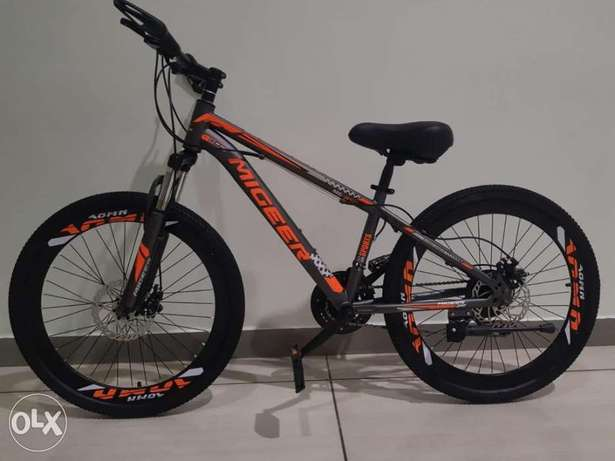 24 inch bicycle
