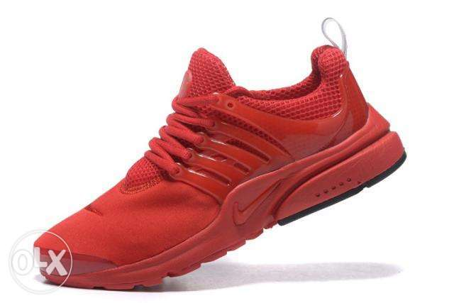 Nike air presto original in red black ,blue, all sizes available. Kampala - image 2