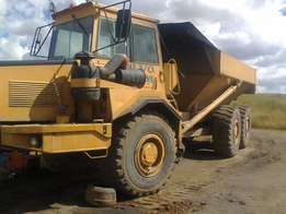 Volvo A25 ADT