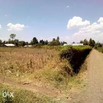 One acre for sale at kabatini centre near sita.
