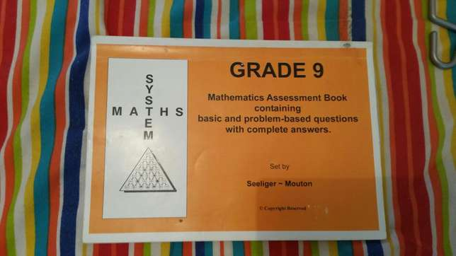 Various grade 10 and 9 textbooks/practice books Gillitts - image 7
