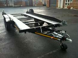 Easy Loading Car Trailers