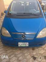 Mercedes A160 for sell