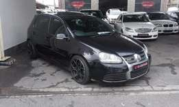 2007 Volkswagen Golf 5 R32