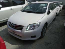 AXIO Toyota Axio 2010 model loaded with alloy rims, good mus