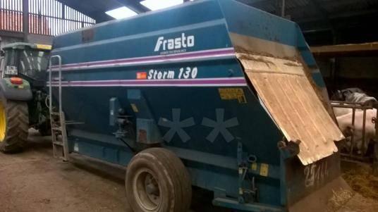 Frasto STORM 130 - 2001