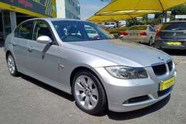 2008 BMW 3 Series 320d steptronic, 122000km, R149,995