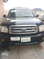 Used Toyota Sequoia Sport 2005 Black For Sale