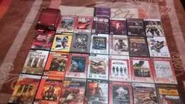 5 colection of Pc games
