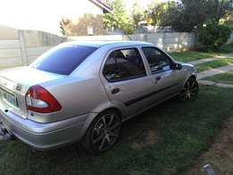 Ford Ikon for sale or to swop for bakkie