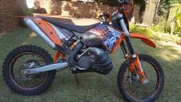 2009 KTM 300 XCW for sale