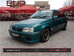 1991 Opel Kadett 2.0 16V Super Boss