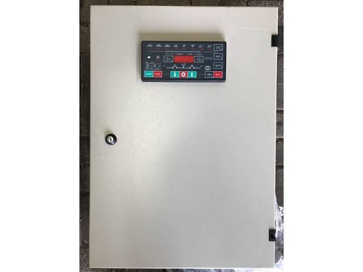 ATS Panel 50A - Max 33 kVA - DPX-25030-1 - 2012