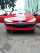 Direct Belgium Peugeot 206 for sale