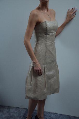 903a5e5070dc27 Sukienka koktailowa projektu EGO Julia Kwaszkiewicz, rozm. 36 Łomianki -  image 1