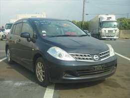 Nissan Tiida-1500CC Very clean, nice color, Nice tyres, Alloy wheels