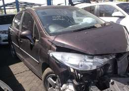 Peugeot 207 Stripping for Spares