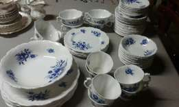 Royal Albert Connoisseur Dinner Set with Cups and Saucers