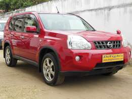 For Sale is Nissan Xtrail, Red, 2009 model