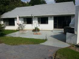 Large furnished house available for rent - Strathavon