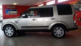 2011 Land Rover Discovery 4 SDV6 HSE auto