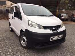 Nissan NV200, Foreign Used, For Sale 2010, Asking Price 950,000/= only