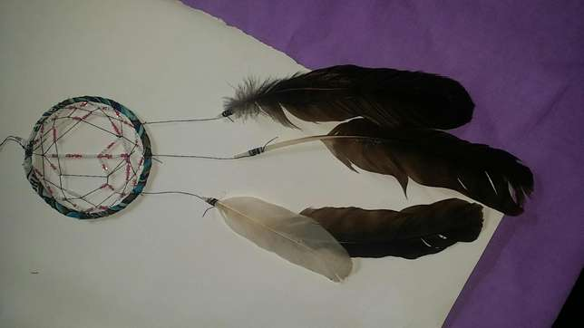 Decorative dream catcher Bomas - image 4