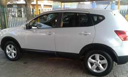 2008 Nissan Qashqai SUV 6 Speed very urgent contact for cash only