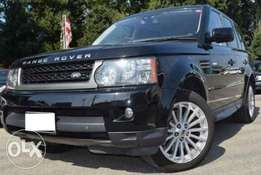 2010 Range Rover Sport beautiful