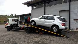 Vehicle transport between Gauteng and Durban / return