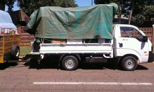 Bakkie for hire Pretoria West - image 1