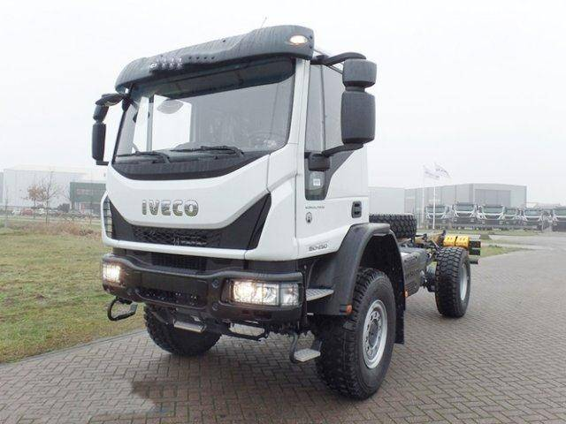 Iveco EuroCargo ML150E25 WS 4x4 EuroCargo ML150E25 WS 4x4, ADR, 3x