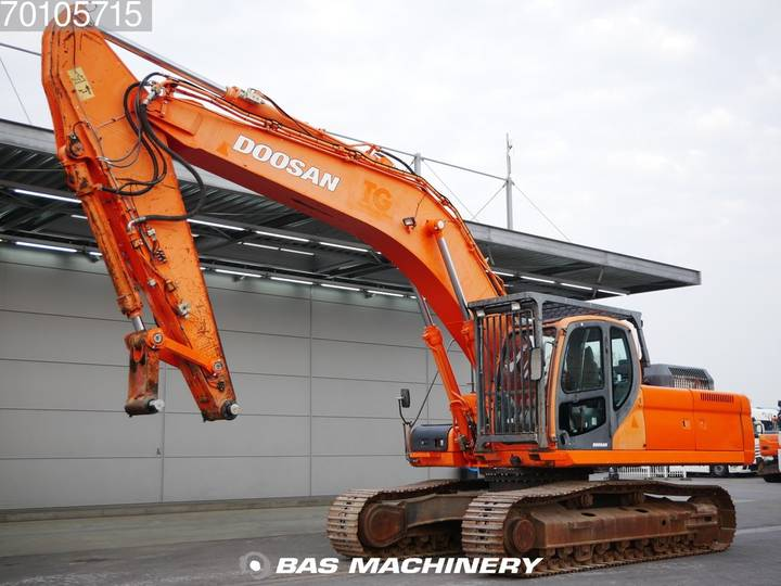 Doosan DX 340LC German Dealer Machine - 2008