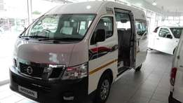 2017 NISSAN NV350 Taxi Impendulo