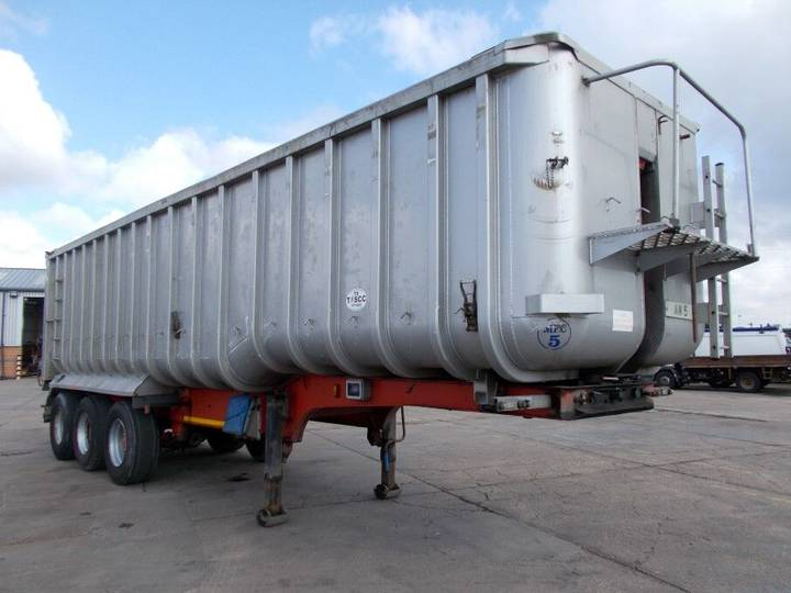 GENERAL TRAILER 60 CU-YD - 2000